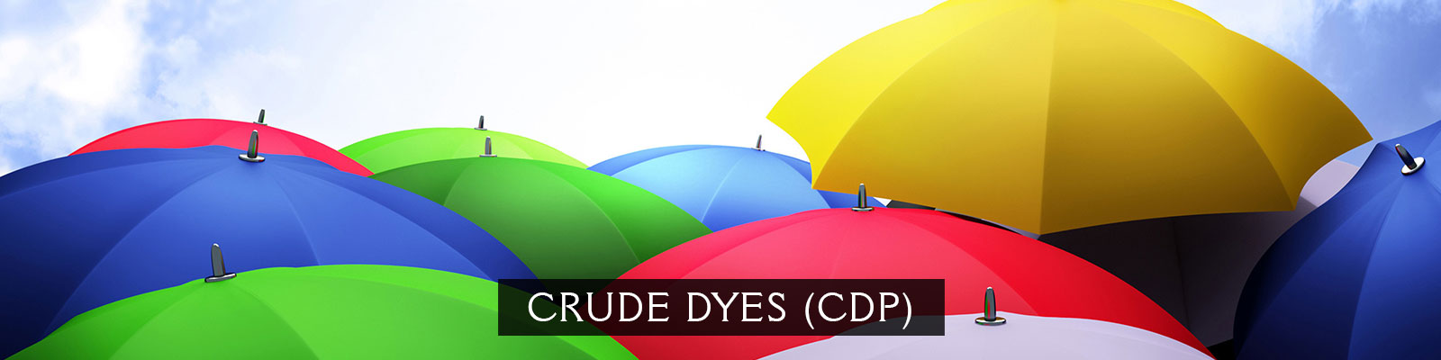 CRUDE DYES
